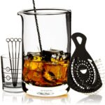 ork & Mill Cocktail Mixing Glass Set - Old Fashioned Kit