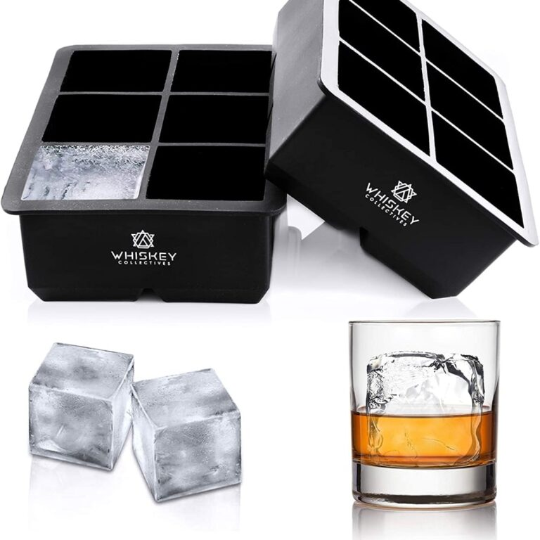 Whiskey Collective Ice Cube Trays