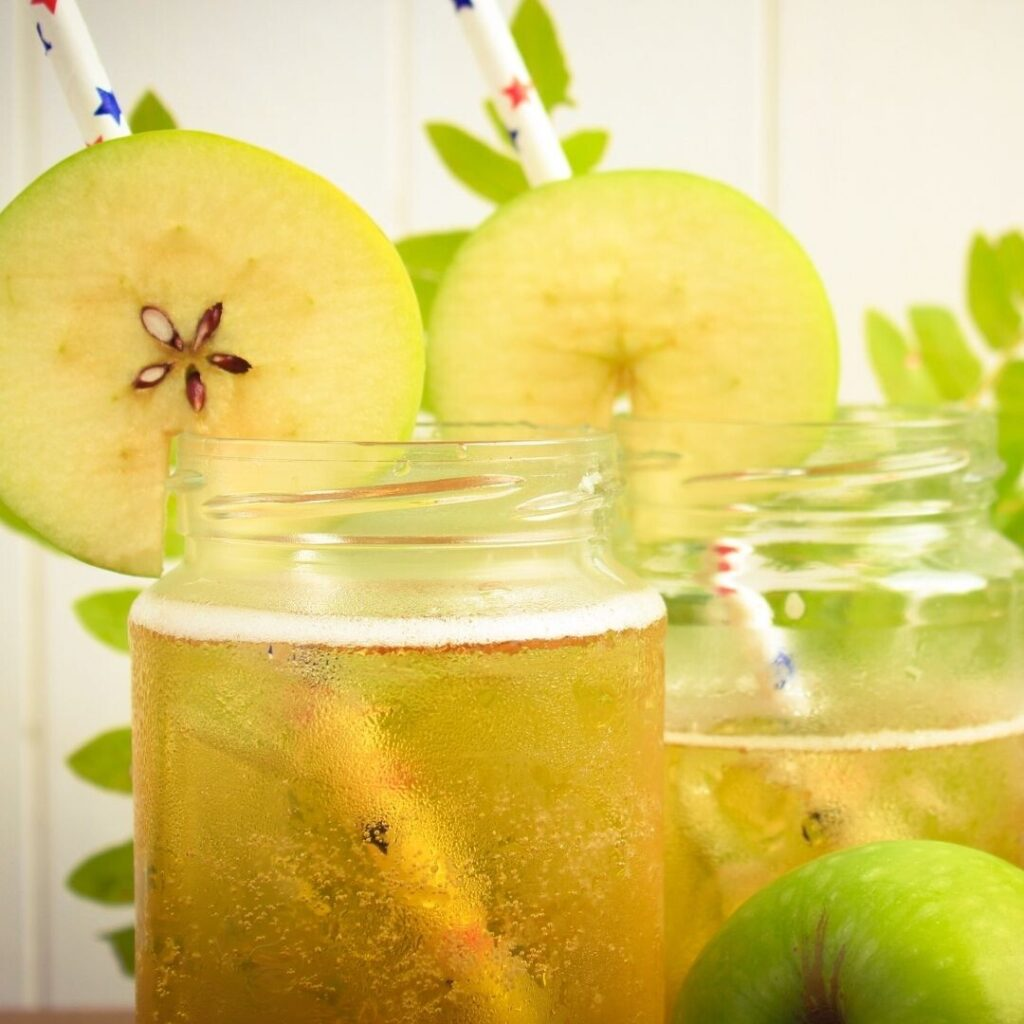 MixersAnonTT Apple-Cider-Mocktail-1024x1024 10 Best Mocktails To Help You Quit Drinking In 2021